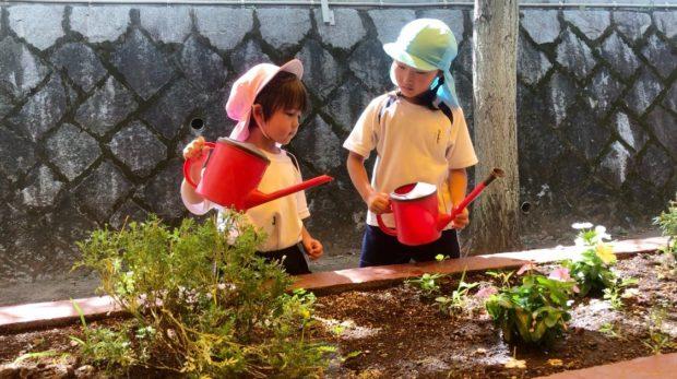 つくし野天使幼稚園/一人一人を大切に祈り育む【東京都町田市】