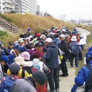 【多摩川で活動再開】川崎市や周辺の名所を歩いて巡る/川崎ウオーキング協会