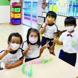 奈良幼稚園/太陽のように、明るく、優しく、たくましく【横浜市青葉区】