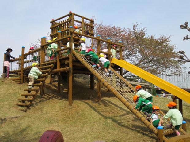 いしかわ幼稚園/からだをつくり、ゆめをそだてる【横浜市泉区】