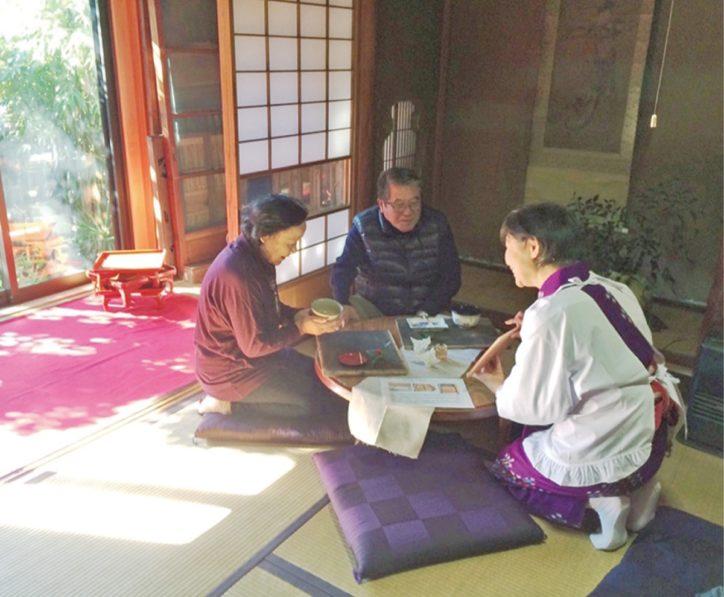 小田原の内野邸「武功庵」で お茶とお菓子をどうぞ!9月27日・10月17日限定オープン!