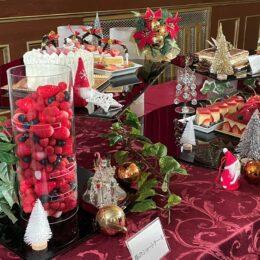 横浜・ホテルニューグランドの2021クリスマスケーキ<10月1日より予約スタート>