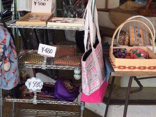 雑貨屋「オアシス」:花みずき通り商店会で大抽選会(秦野市)
