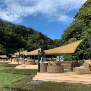 <野外が気持ちよい季節となりました!>手ぶらでBBQ『ビーチパークリビング』が横須賀市観音崎に2020年9月19日オープン