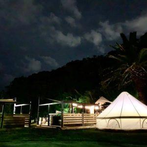 【冬キャンプできます!】手ぶらでBBQ『ビーチパークリビング』が横須賀市観音崎に9月19日オープン
