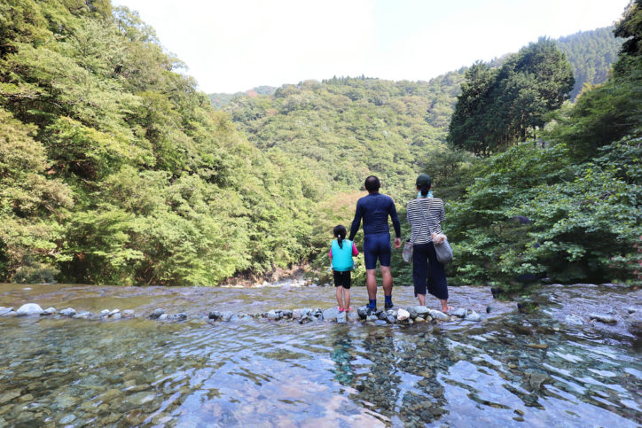 """<体験レポ>神奈川の西丹沢大滝キャンプ場に行ってみた """"秘境の冒険スポット""""に大興奮"""