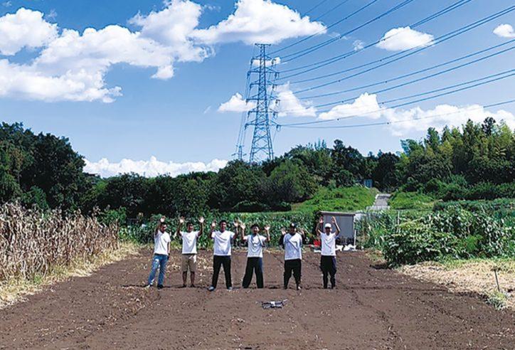 麻生区 若手農家集団 「畑から、ユーチューバー」 川崎の都市農業を盛り上げる