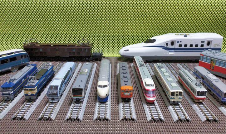 鉄道模型を走らせよう!小田原UMECOで「鉄道模型運転会」開催【9月27日(日)】