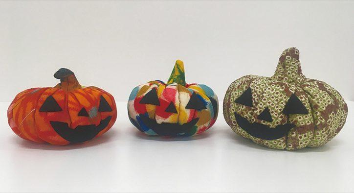 【要事前予約】あまり布でオリジナルかぼちゃ作り<10月18日に講座>三浦市民交流センターで