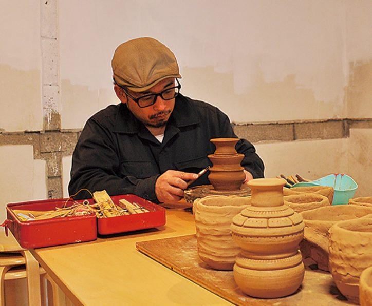 【参加者募集】ねん土をこねて陶器づくり@横須賀市田浦の谷戸で