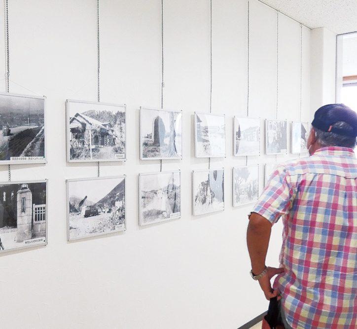 写真で触れる昭和の秦野 東公民館で写真展