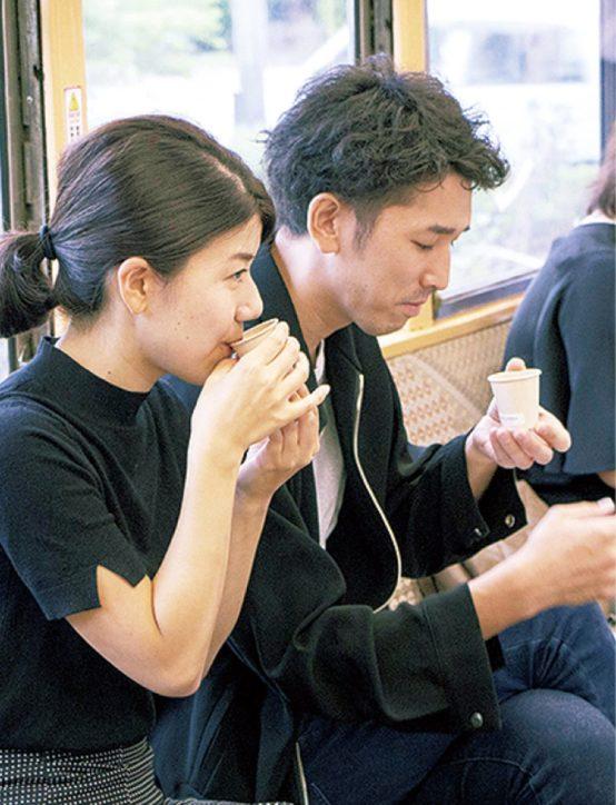 〈予約受付中〉小田原の電車カフェで特別ワークショップ「1杯のコーヒーができるまで」