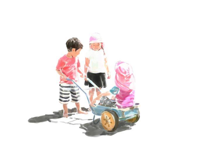 学校法人大塚平安学園 ドレーパー記念幼稚園/ 心の根っこを育てる【綾瀬市】
