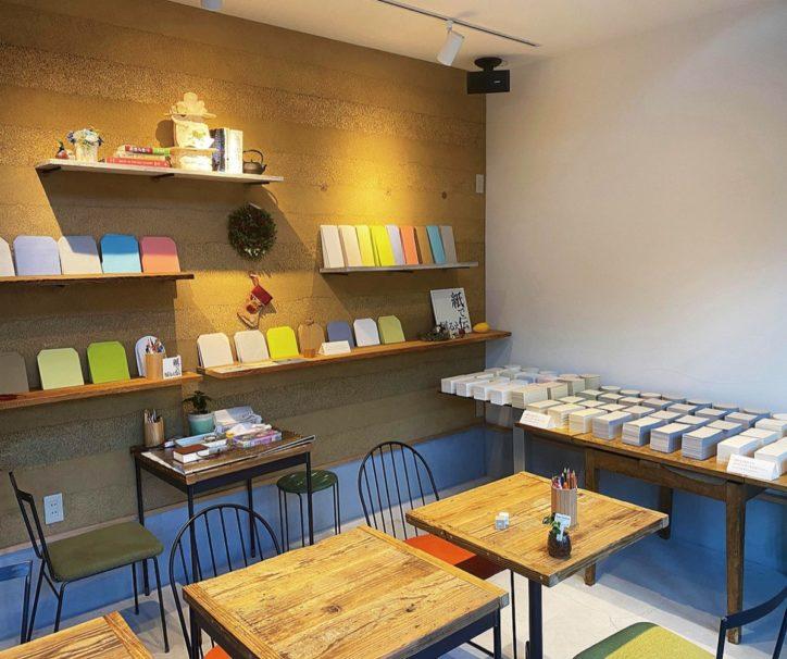 『紙で伝える展』両親への思いを手紙に書く体験も@鎌倉市・佐助カフェ