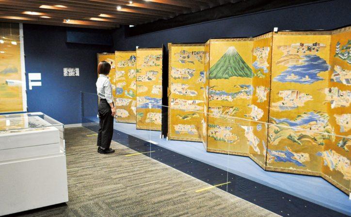 企画展「浮世絵で富士山を眺める〜江の島から・東海道から」初公開所蔵品も@藤澤浮世絵館