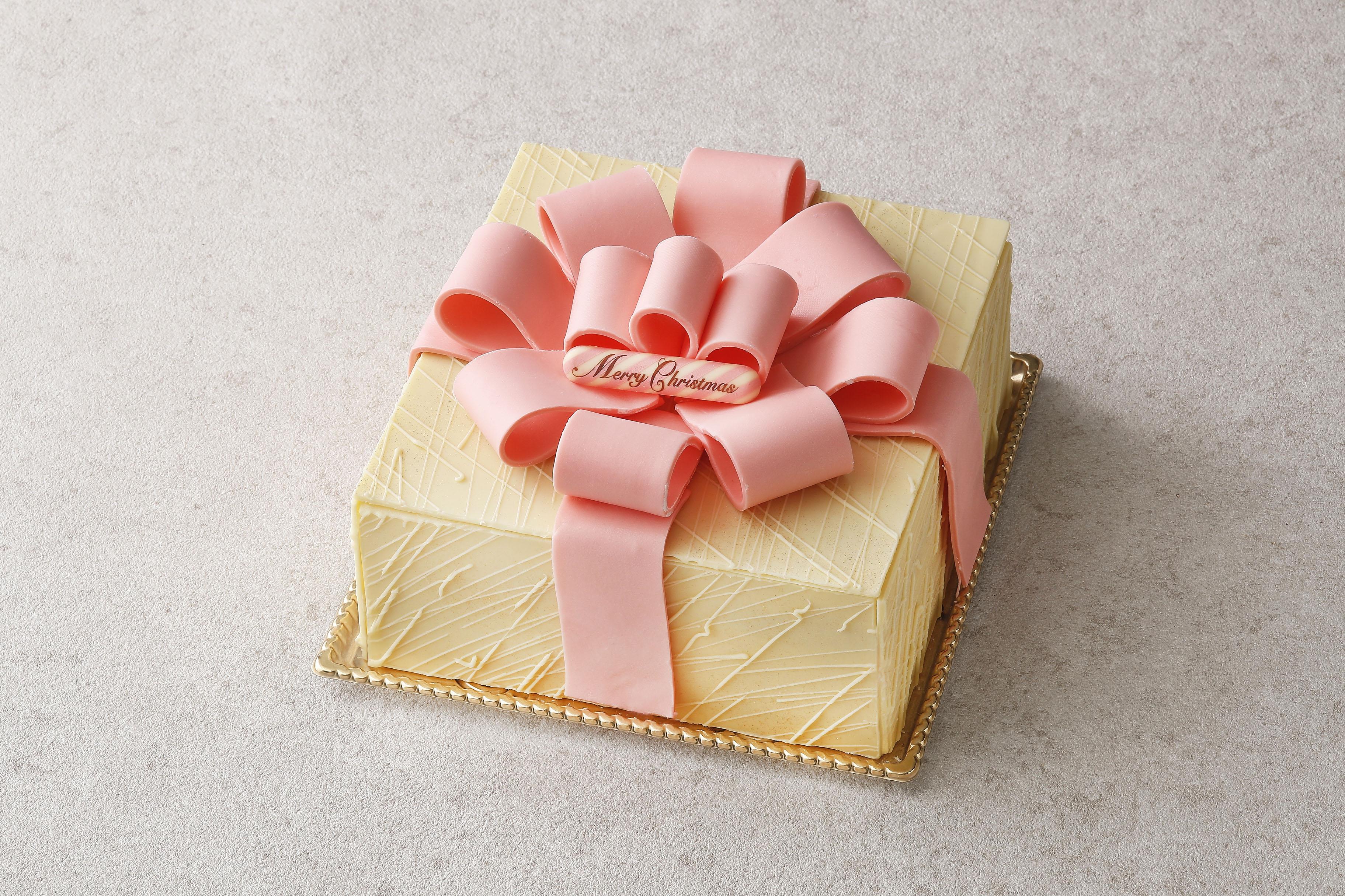 ホテルニューグランドの2020クリスマスケーキ<10月1日より予約スタート>