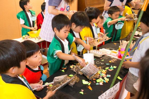 明成幼稚園/個性をあたため《心の成長》へ【横浜市泉区】