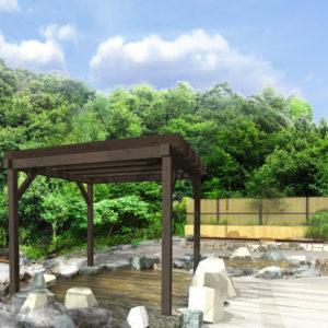 多摩境天然温泉「森乃彩(もりのいろどり)」