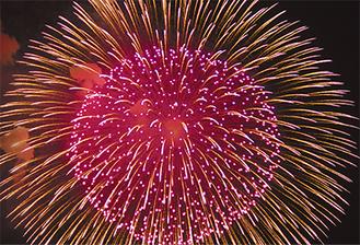 【2020開催中止】例年10月開催の「ふじさわ江の島花火大会」
