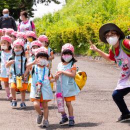 名瀬幼稚園(横浜市戸塚区)子どものチャレンジ精神を尊重し個性を伸ばす【2022年度募集】