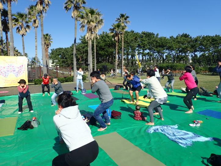 家族で健康づくりの1日「ファミリーフェスタ湘南2020」11月8日(日)開催@県立辻堂海浜公園