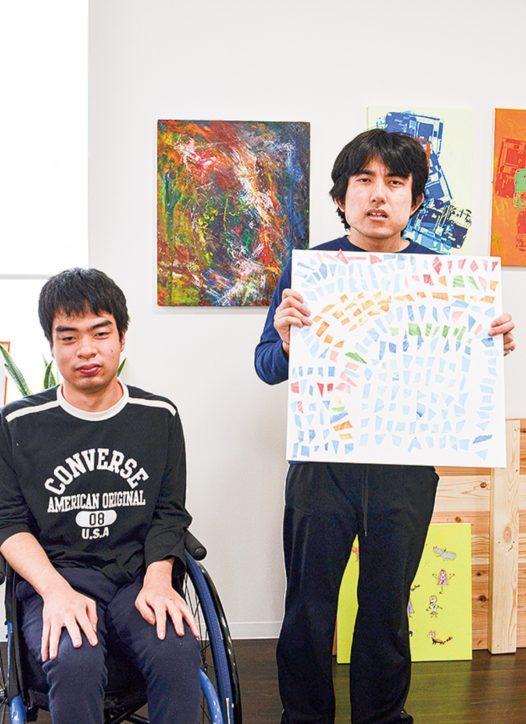 80人の作品を展示「Colorsかわさき2020展」アートの力で元気を@ミューザ川崎