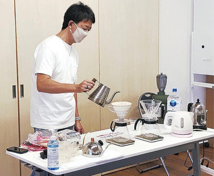 土産つき!美味しいひと工夫学ぶコーヒー講座 @しんゆりリリオス(川崎市麻生区)