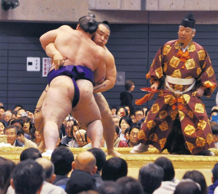 中止 大相撲 春 場所
