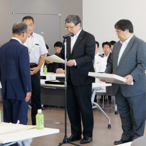 町内会功労者23人を表彰 幸区役所・町連【2019年6月7日号】