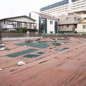 幸区の神明町公園 今春完成ならず 入札不備で延期【2020年2月7日号】