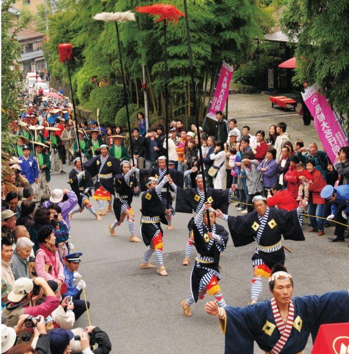 『箱根大名行列』2020年は疫病退散を祈願し箱根神社を舞台に規模縮小して継続開催へ!