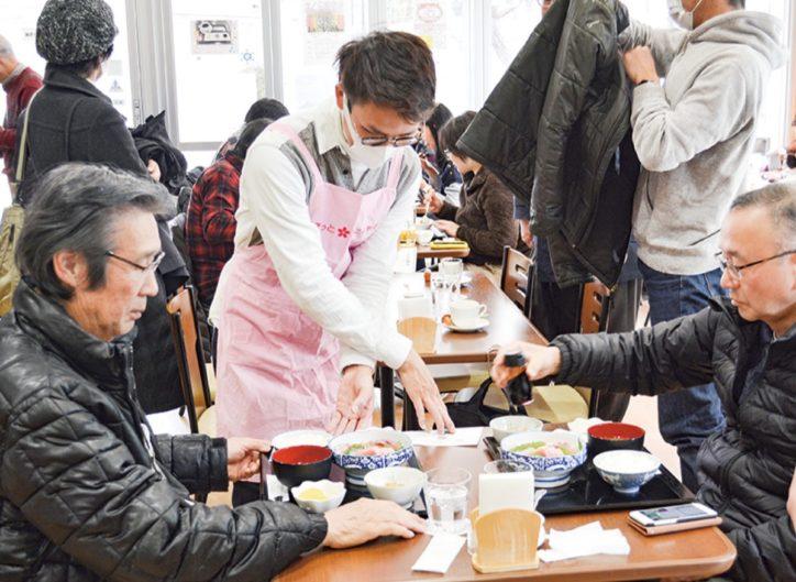 横浜市旭区・左近山団地で「第3回 サコメシ」横国学生企画で商店街の魅力を発信
