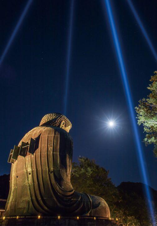 古都グラファー・原田寛さんの 鎌倉の四季カレンダー販売記念「ミニ写真展」と「トークイベン」