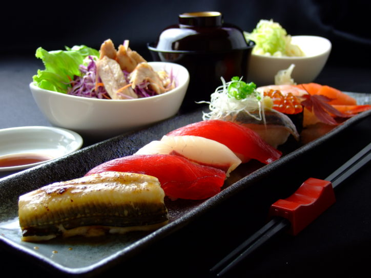 ソフトドリンク1杯サービス:寿司割烹 こせき/はだのにぎわいランチフェスティバル