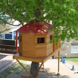 【綾瀬市】りょうせい幼稚園/ツリーハウスがある施設充実の幼稚園