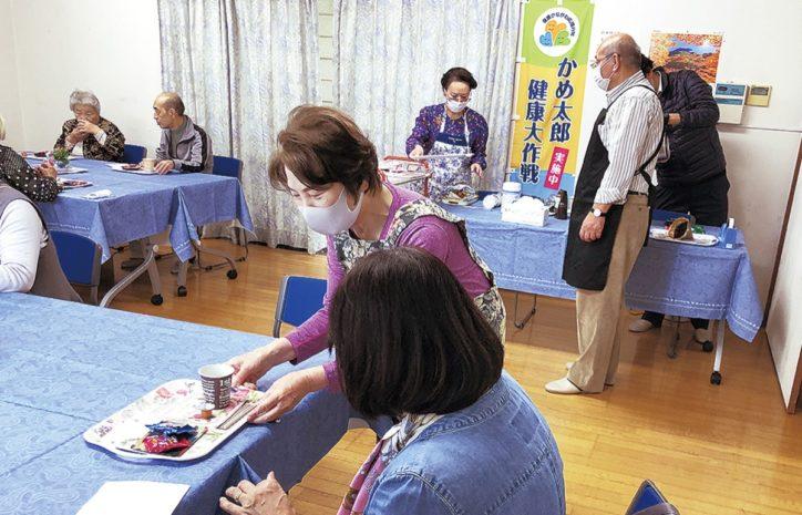 神奈川区・白幡初の「地域カフェ 」11月から一般開放