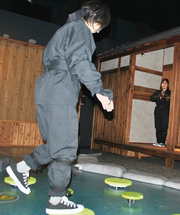 〈小田原城NINJA館〉が11月7日(土)より土日祝日限定、完全予約制で再開!