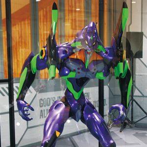 〈箱根×エヴァ〉コラボ再延長!オリジナルグッズ販売や大型フィギュア展示など
