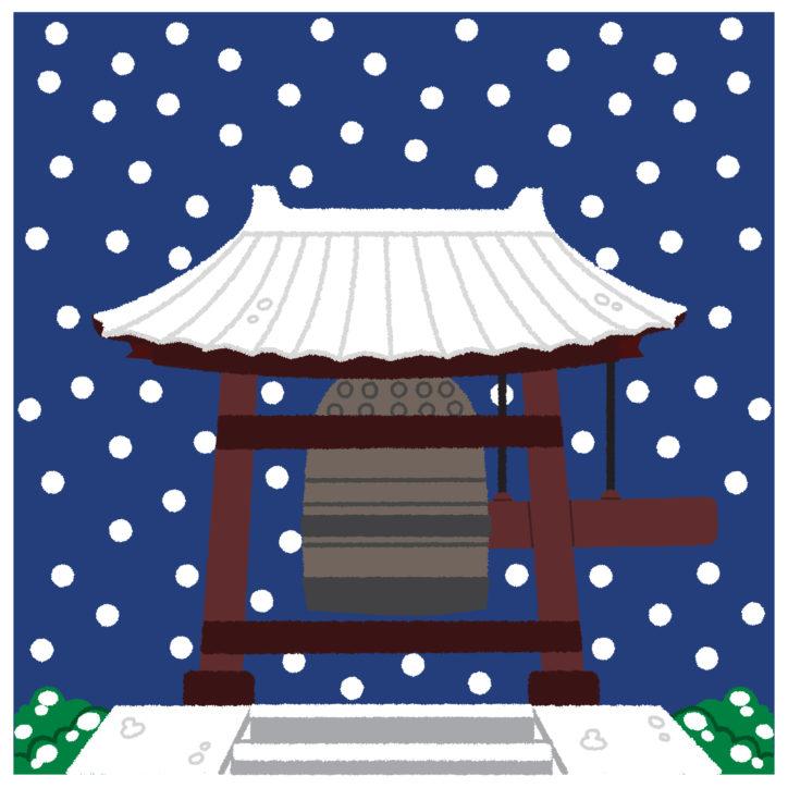 【横浜市港北区】日吉本町・金藏寺~「除夜の鐘」2020年一般の方は打鐘中止・2021年節分も豆まき中止