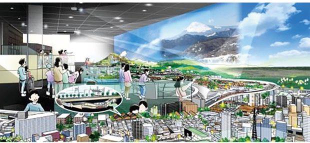 海老名に「ロマンスカーミュージアム 」館内の全容明らかに  開業は2021年4月中旬