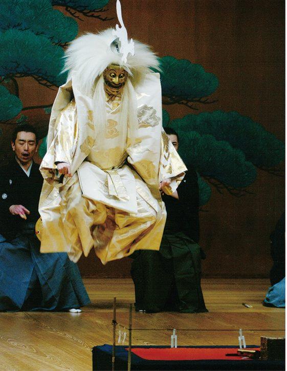 横浜能楽堂 「眠くならずに楽しめる能の名曲」 12月12日に『小鍛治』上演