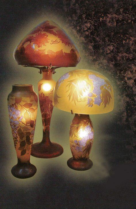 ランプや花器などのガラス工芸「心癒し展」珠玉のコレクションを展示@京王プラザホテル八王子