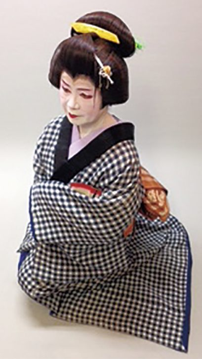 日本舞踊発表会「たちばなの会」楽しめるプログラム@関戸公民館