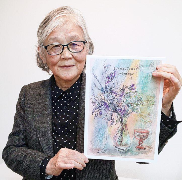 日常に安らぎを 木村代紀「E・YOKI絵画展」作品展 @湘南ギャラリーえん(大磯町)