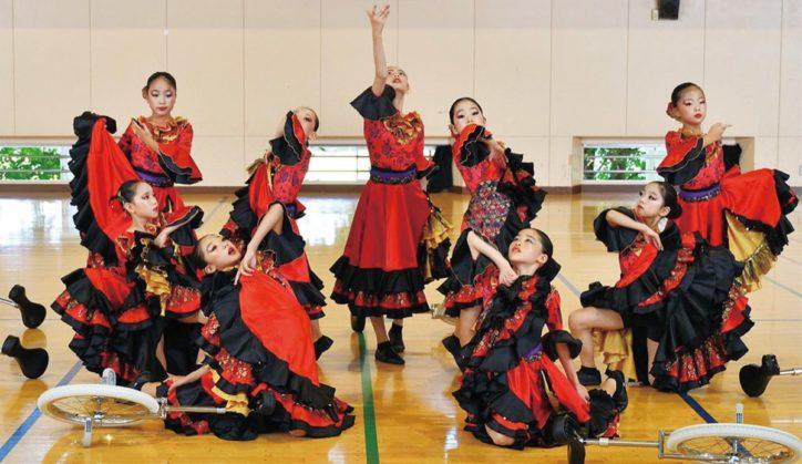 感謝を込め、記念公演「中央林間一輪車クラブ」 13日シリウスメインホールで(大和市)