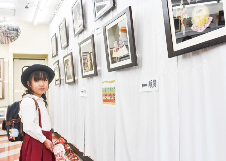 押し花で「七夕」を再現した展示会@相模原市中央区:手作りの店 よろずや