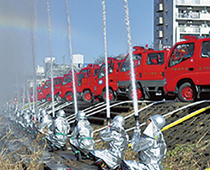 【令和3年開催中止】「戸塚区消防出初式」