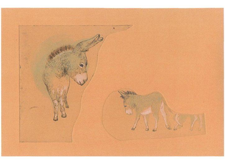 洒脱な色彩「山本容子銅版画展」新作やカレンダー約60点@ 湘南西脇画廊(藤沢市)