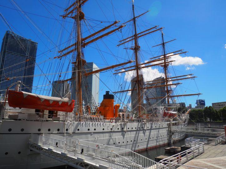 柳原良平アートミュージアム で「帆船日本丸」を特集展示<3月21日まで>