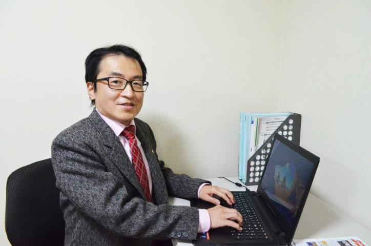 グローバル行政書士ネットワークの浅川真一理事長